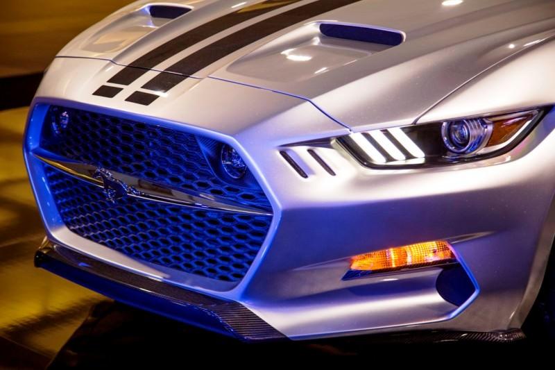 2015 FISKER Rocket Mustang 14