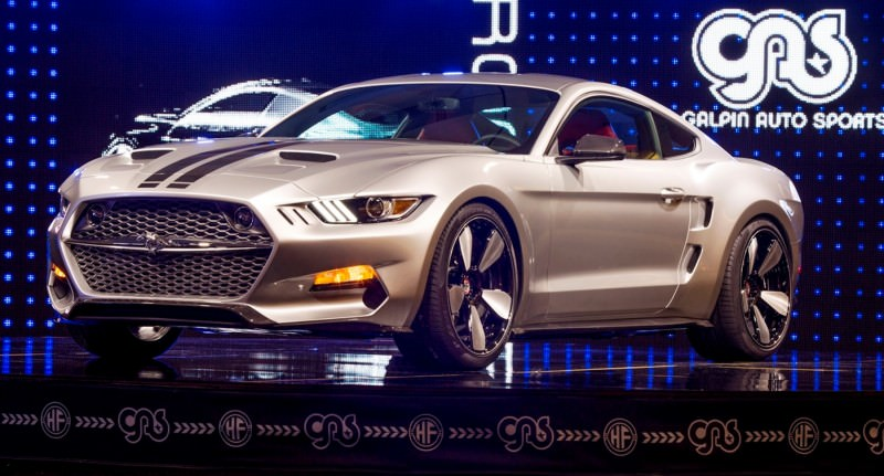 2015 FISKER Rocket Mustang 19