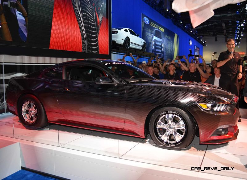 2015 Ford Mustang KING COBRA Is 625HP Factory-Parts Upgrade List 5