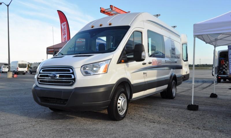 2015 Ford Transit Upfits 34