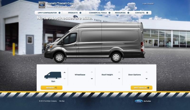 2015 Ford Transit Upfits 41