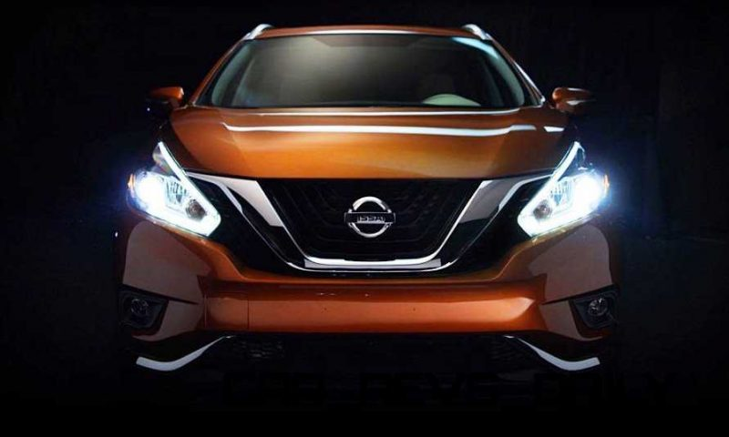 2015 Nissan Murano Colors Guide 11