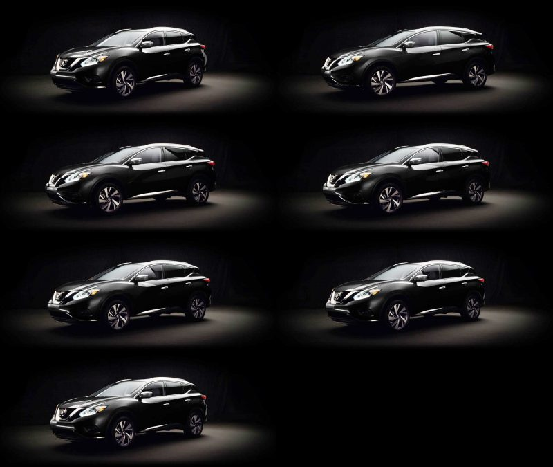 2015 Nissan Murano Colors Guide 5