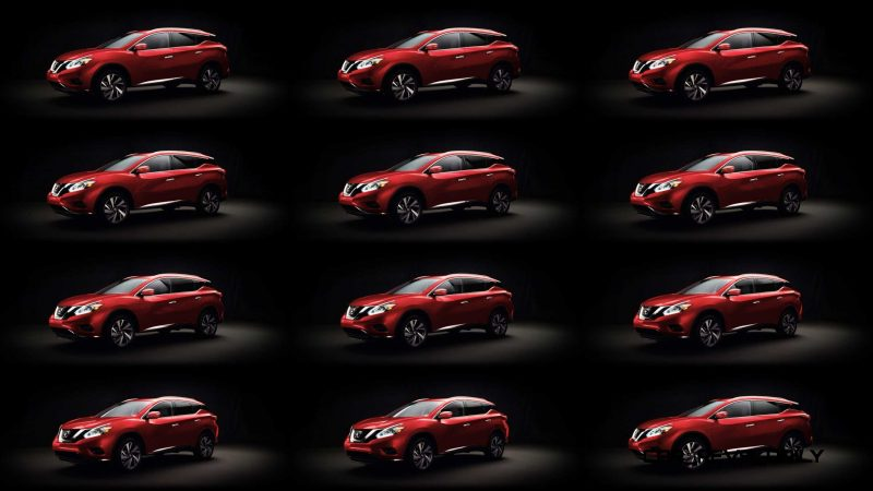 2015 Nissan Murano Colors Guide 8