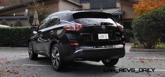 2015 Nissan Murano Platinum AWD 1