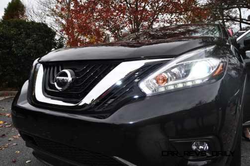 2015 Nissan Murano Platinum AWD 101