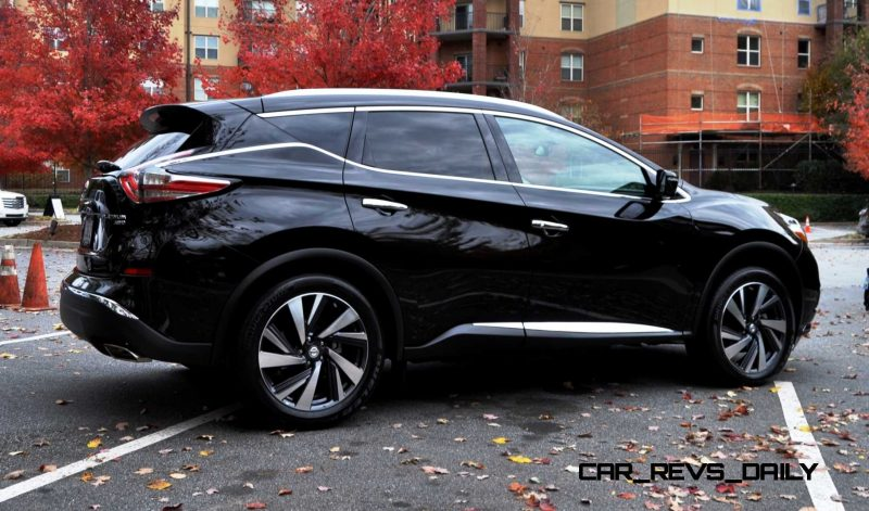 2015 Nissan Murano Platinum AWD 118