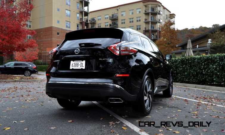 2015 Nissan Murano Platinum AWD 121