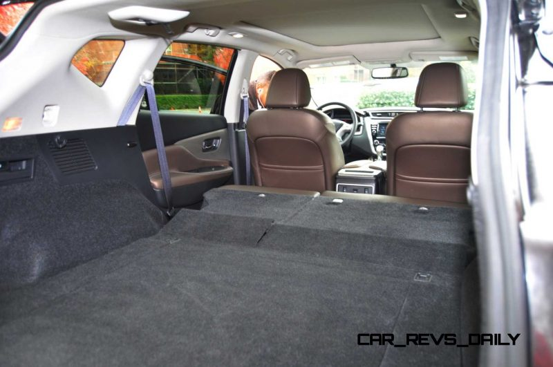 2015 Nissan Murano Platinum AWD 57