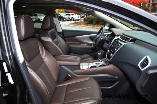 2015 Nissan Murano Platinum AWD 58