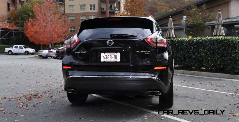 2015 Nissan Murano Platinum AWD 7