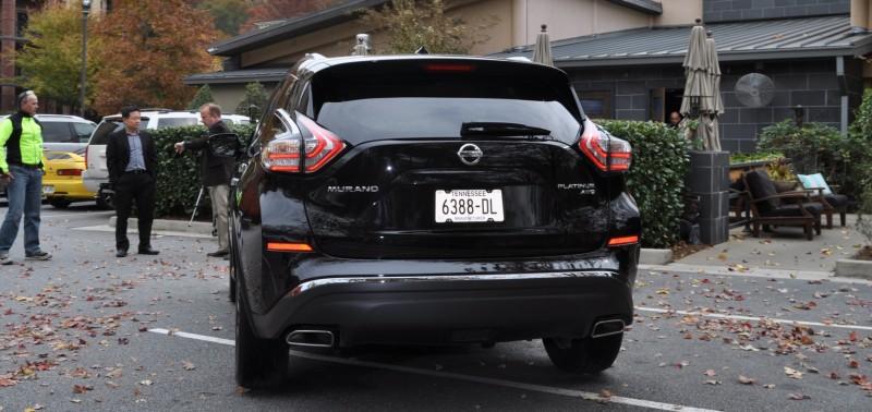 2015 Nissan Murano Platinum AWD 73