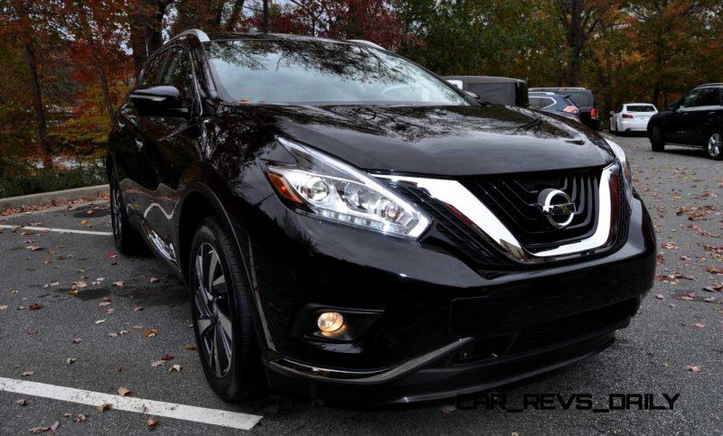 2015 Nissan Murano Platinum AWD 84