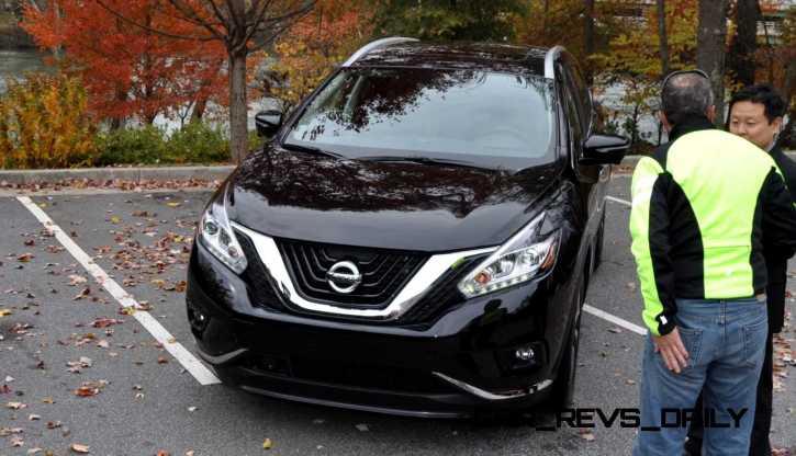 2015 Nissan Murano Platinum AWD 91