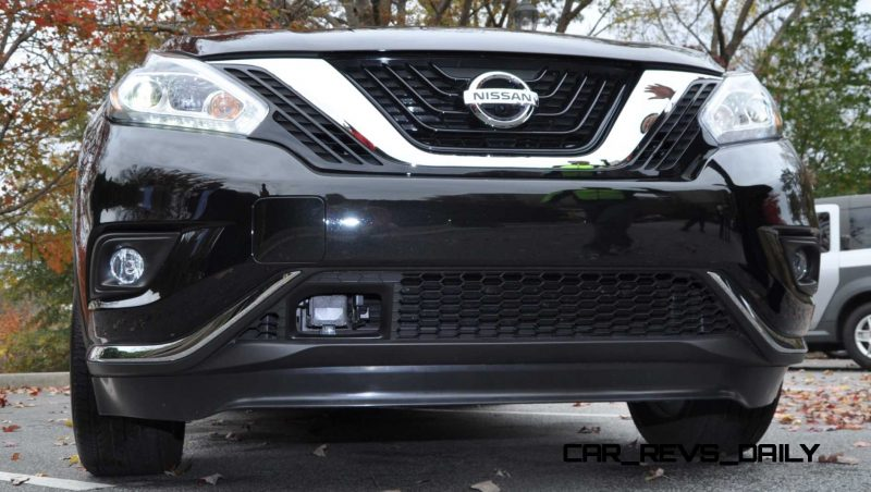 2015 Nissan Murano Platinum AWD 93