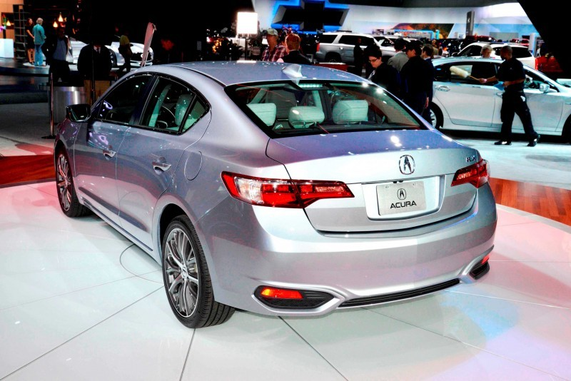 2016 Acura ILX Adds Power, Excellent 8-Speed Twin-Clutch Automatic and Classy LED Headlamps 6