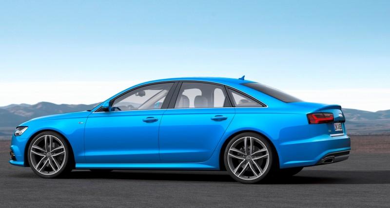 2016 Audi A6 32