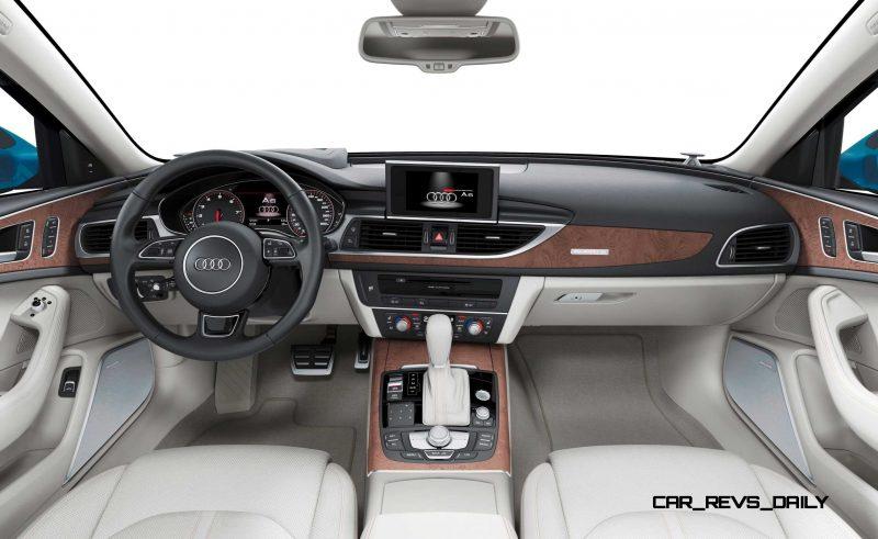 2016 Audi A6 33