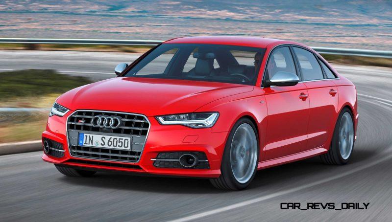 2016 Audi A6 56