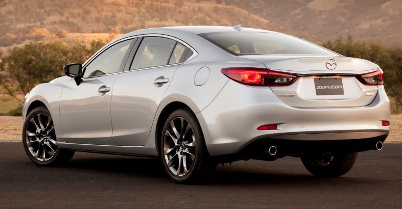 2016 Mazda6 Exterior 14