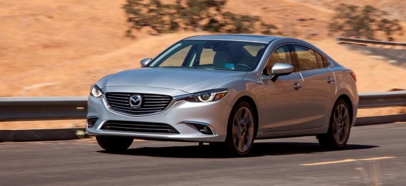 2016 Mazda6 Exterior 48