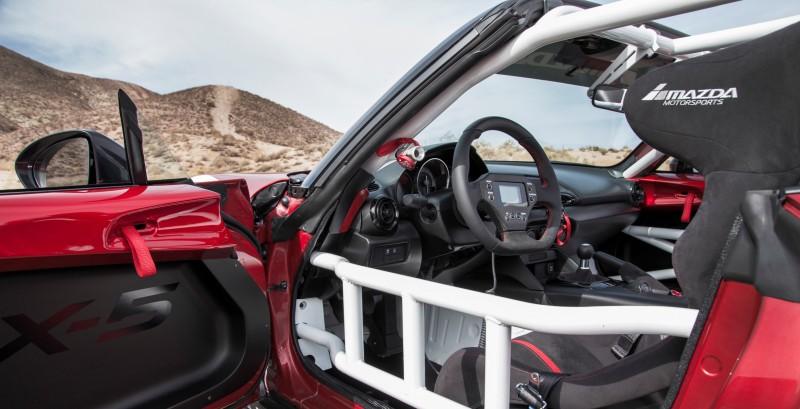 2016 MazdaSpeed MX-5 Racecar 9