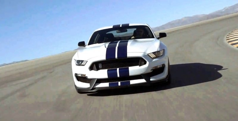 2016 SHELBY GT350 Mustang White 12