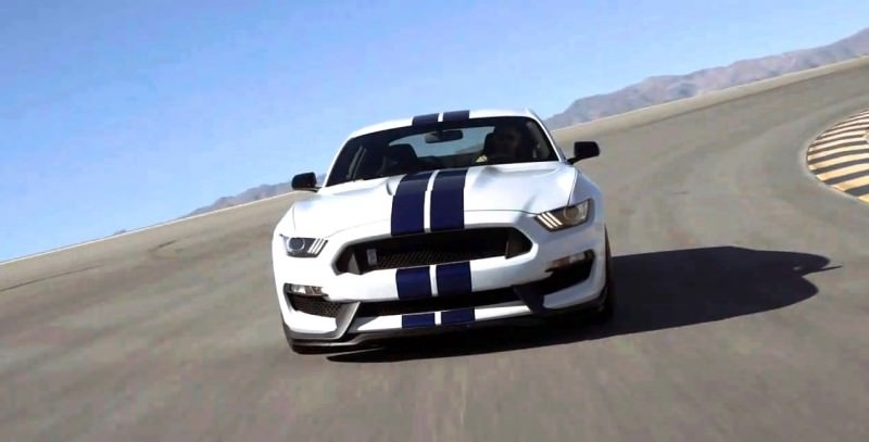 2016 SHELBY GT350 Mustang White 13