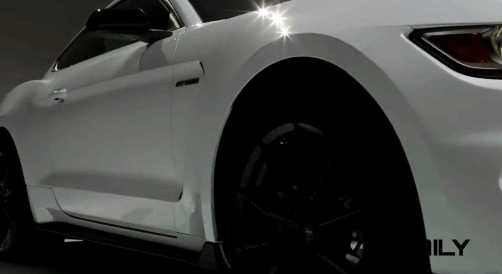 2016 SHELBY GT350 Mustang White 44