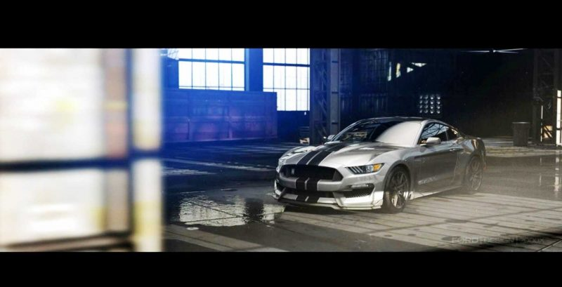 2016 Shelby GT350 11