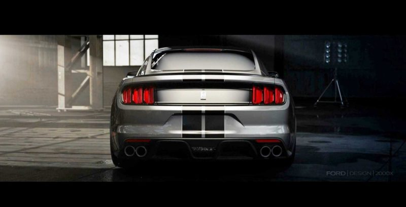 2016 Shelby GT350 21