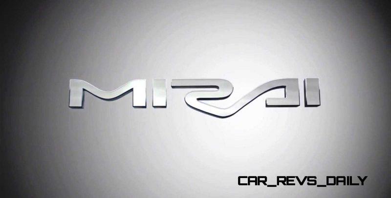 2016 Toyota Mirai 21