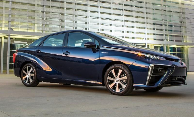 2016 Toyota Mirai 22