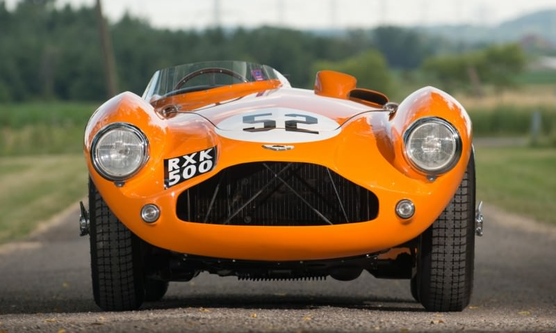 Aston MArtin DB3S 33