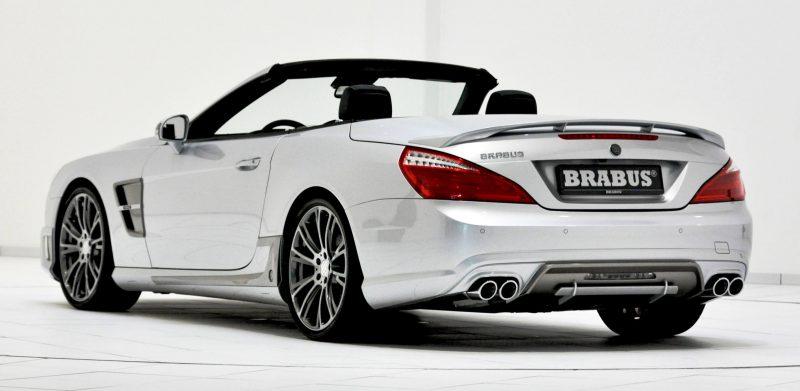 BRABUS Mercedes-Benz SL550 R231 11