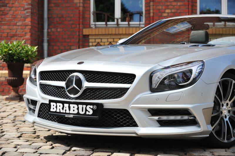BRABUS Mercedes-Benz SL550 R231 15