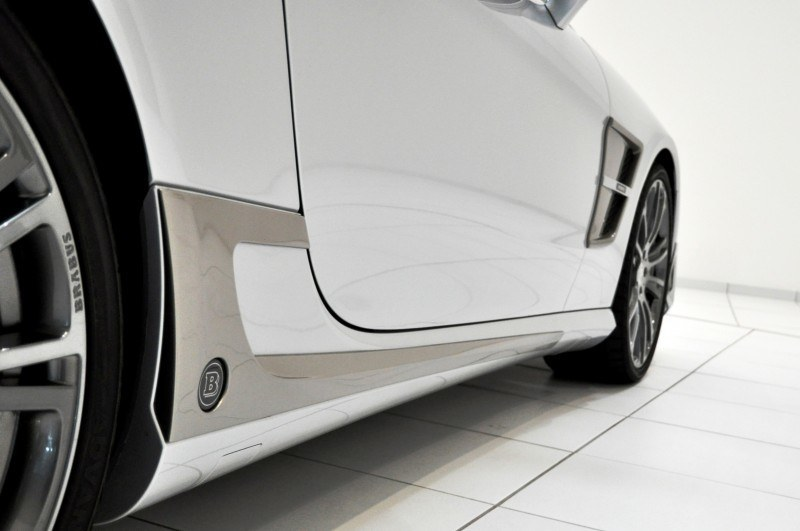 BRABUS Mercedes-Benz SL550 R231 25