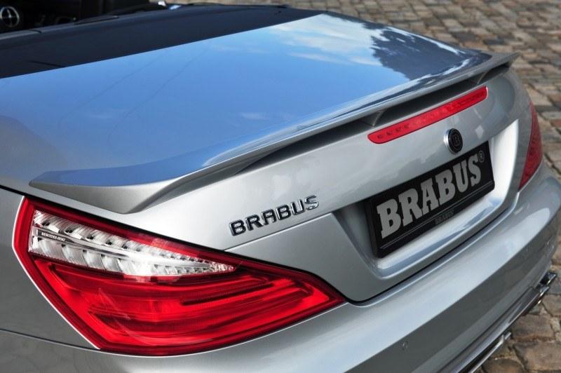 BRABUS Mercedes-Benz SL550 R231 30