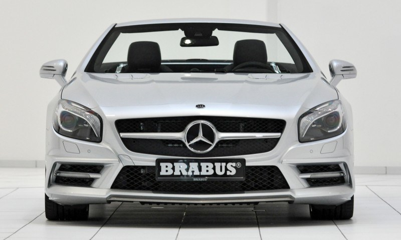 BRABUS Mercedes-Benz SL550 R231 6