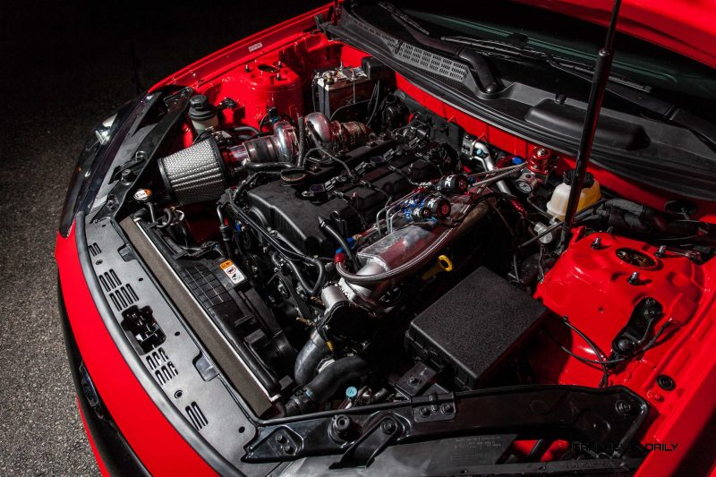 Hyundai Genesis Coupe by BloodType Racing 7