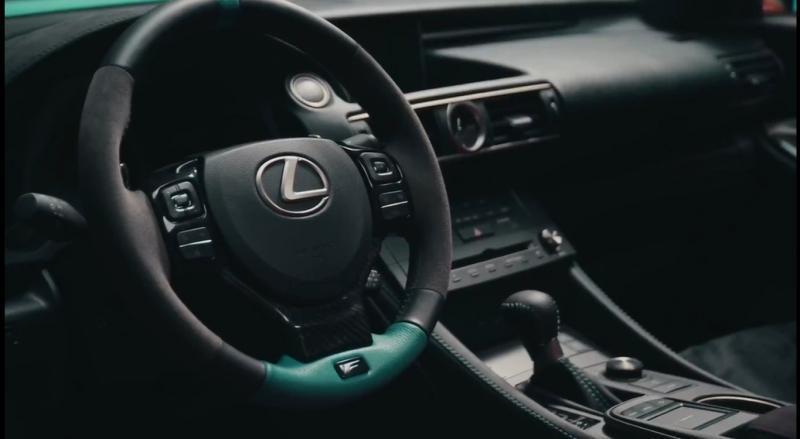 Insta-Built 2015 Lexus RC F by VIP Auto Salon 32