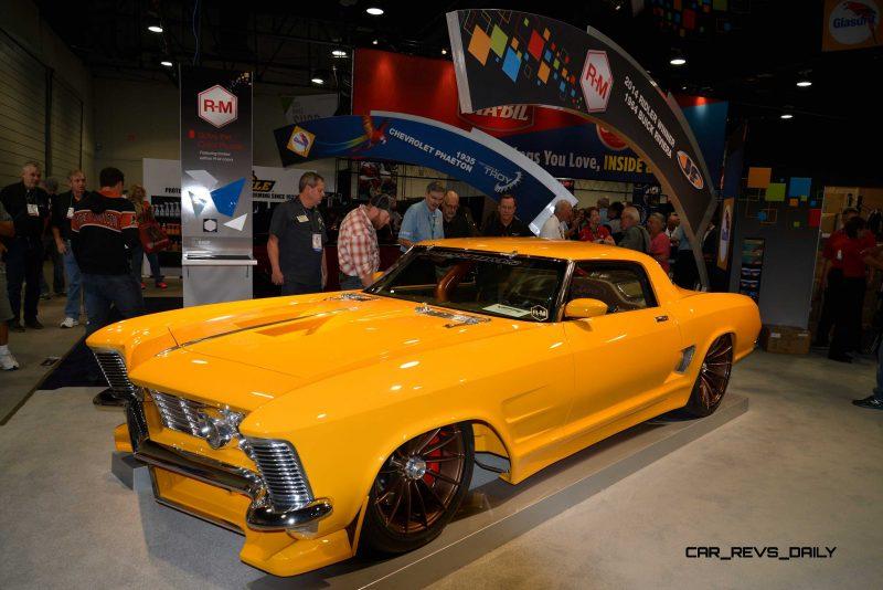 SEMA 2014 Showfloor Photo Gallery - The CARS 42