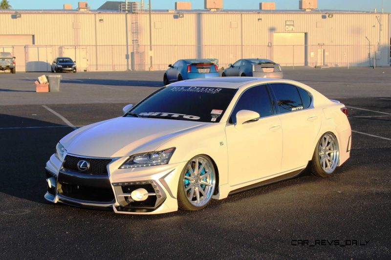 SEMA 2014 Showfloor Photo Gallery - The CARS 52