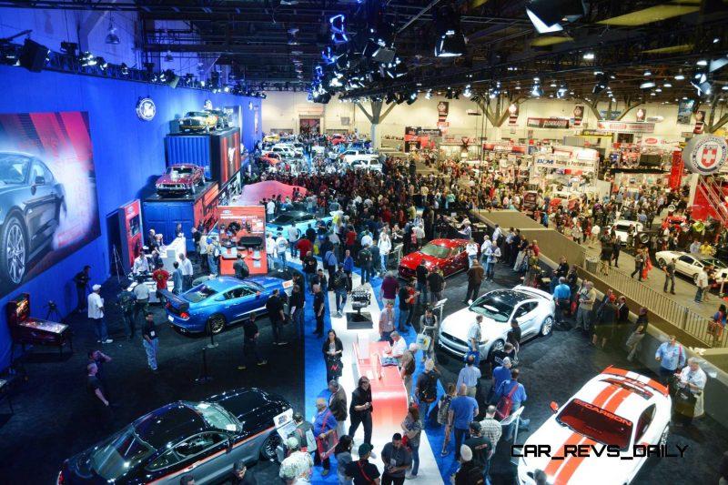 SEMA 2014 Showfloor Photo Gallery - The CARS 98