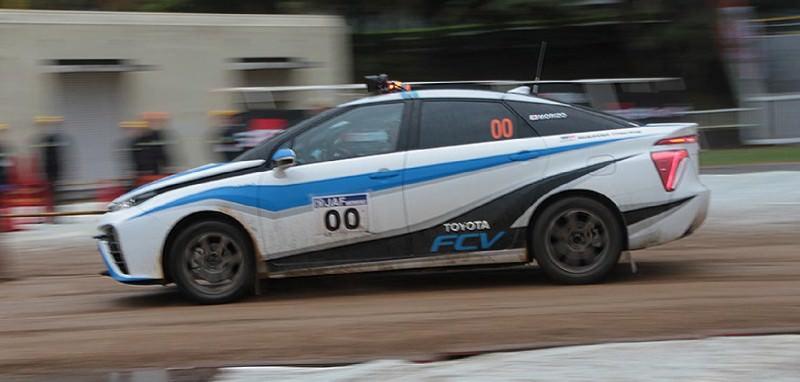 Toyota Mirai Rally Car 8