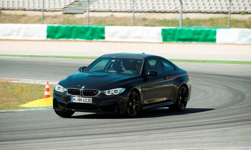 Track Drive Video - 2015 BMW M4 142