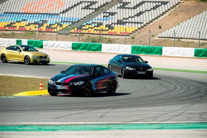 Track Drive Video - 2015 BMW M4 145