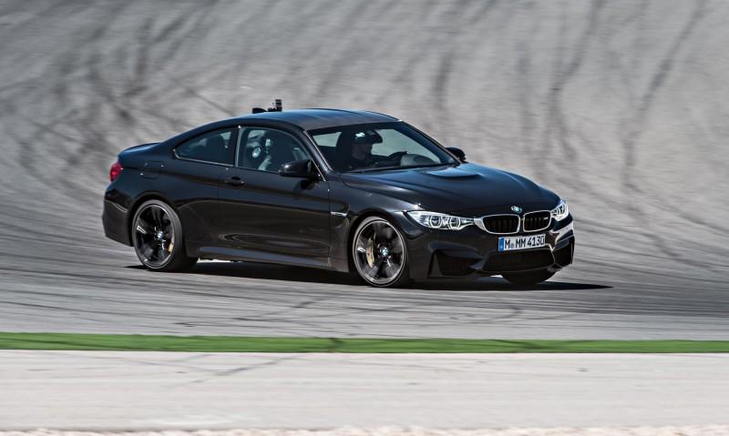 Track Drive Video - 2015 BMW M4 148
