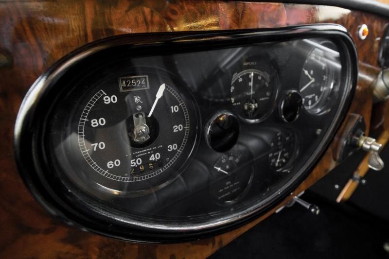 1930 Rolls-Royce Phantom II Shooting Brake 15
