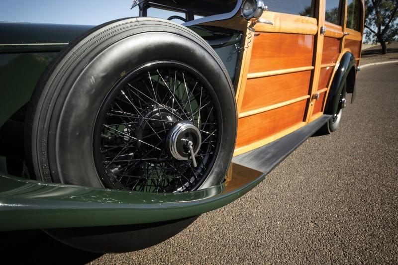 1930 Rolls-Royce Phantom II Shooting Brake 19
